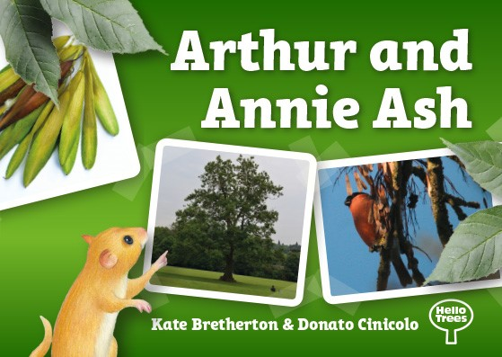 Arthur and Annie Ash cover